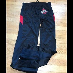Ohio State Men's warm up pants